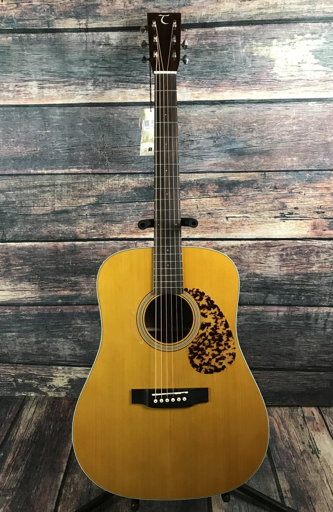 Tanglewood Acoustic Guitar Tanglewood TW40 D AN E Sundance Historic Series Acoustic Electric Guitar