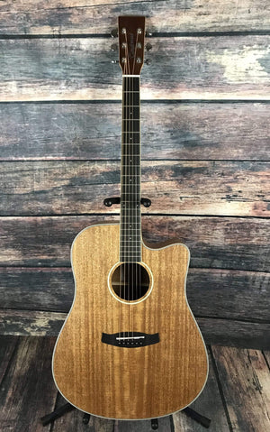 Tanglewood Acoustic Guitar Tanglewood TWUDCE Union Series Acoustic Electric Guitar