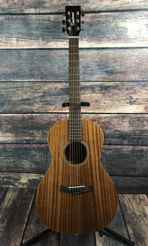 Tanglewood Acoustic Guitar Tanglewood WinterLeaf Series TW3 Parlour Acoustic