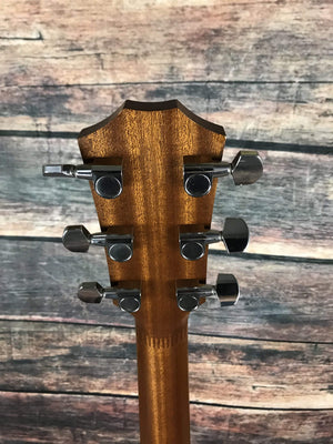 Taylor Acoustic Guitar Used Taylor 2008 214CE Acoustic Electric Guitar with Hard Shell Case
