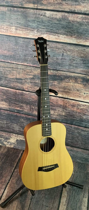 Taylor Acoustic Guitar Used Taylor 301-M-GB Baby Taylor Made in USA Short Scale Acoustic Guitar