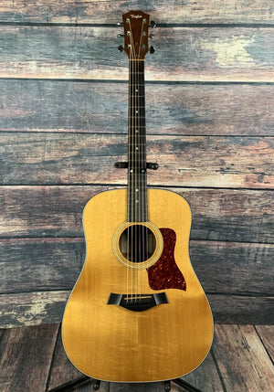 Taylor Acoustic Guitar Used Taylor 310 Acoustic Guitar with Hard Shell Case