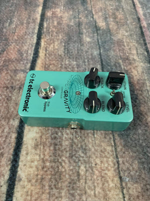 TC Electronics pedal Used TC Electronic HyperGravity Compression Pedal