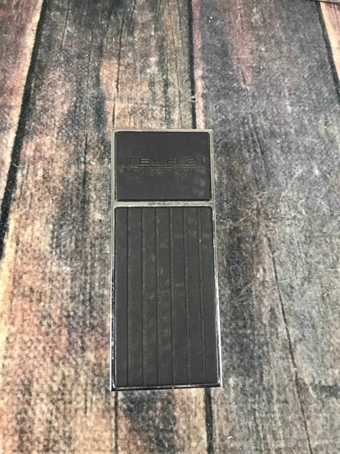 Tech 21 pedal Used Tech 21 Tri Killer Wail Wah Pedal