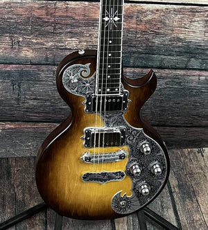 Teye Electric Guitar Teye Gypsy Fox Electric Guitar - Sunburst