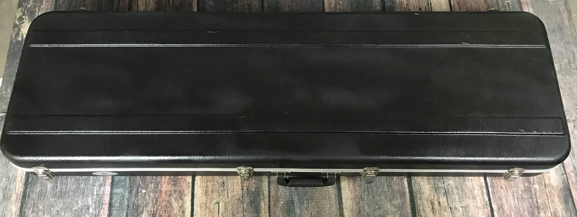TKL Electric Bass Case Used TKL Hard Shell Bass Case