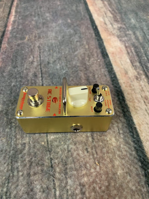 Toms Line Engineering pedal Used Tomsline AAS-3 AC Stage Acoustic Guitar Simulator Pedal