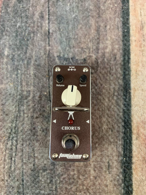 Toms Line Engineering pedal Used Tomsline ACH-3 Chorus Pedal