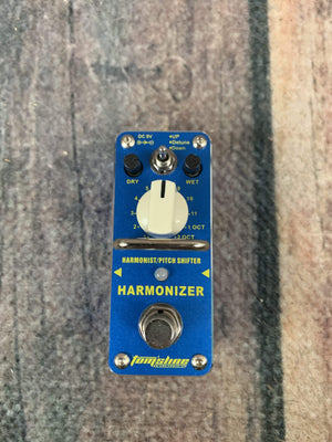Toms Line Engineering pedal Used Tomsline AHR-3 Harmonizer Pedal