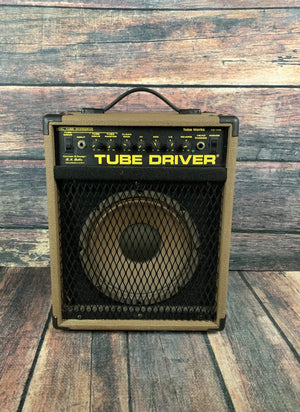 Tube Works Amp Used Tube works Tube Driver TD-742 Combo Amp
