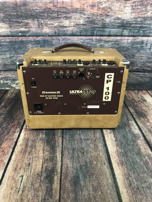 Ultrasound Amp Used Ultrasound CP100 Acoustic Amplifier