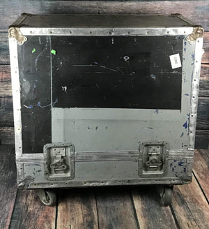 Unavailable Amp Used Heavy Duty Amp ATA Road Case