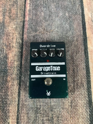 Visual Sound pedal Used Visual Sound GarageTone Drivetrain Overdrive Pedal