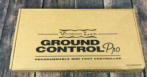 Voodoo Lab pedal Used Voodoo Lab Ground Control Floor Board with Box