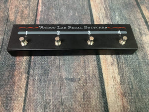 Voodoo Lab pedal Used Voodoo Lab Pedal Switcher Bypass Looper with Box