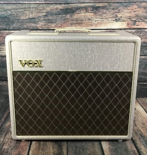 Vox Amp VOX AC15HW1X AC15 Hand Wired Tube Combo Amp wth Celestion Alnico Blue Speaker
