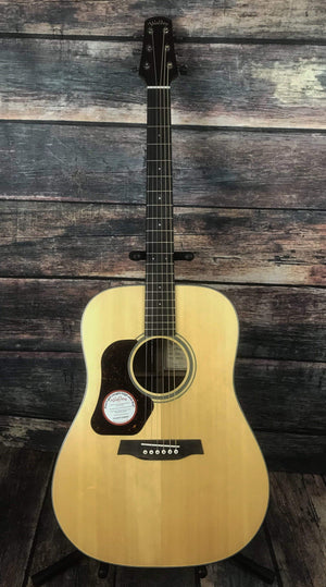 Walden Acoustic Guitar Walden Left Handed D550L Solid Top Acoustic Guitar