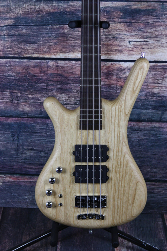 warwick Electric Bass Warwick Left Handed WGPS Pro Series $$ 4 NS OF German Built Electric Bass