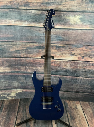 washburn Electric Guitar Used Washburn X-Series X37 7 String Electric Guitar with Gig Bag