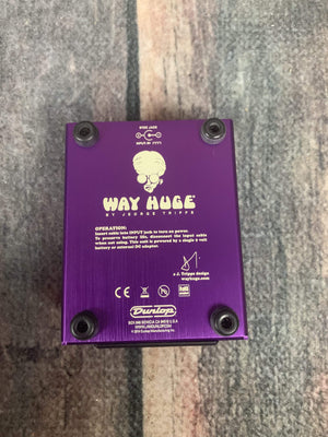 Way Huge pedal Used Way Huge WHE-201 Pork Loin Overdrive Pedal with box