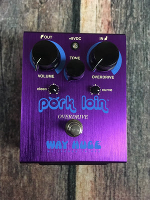 Way Huge pedal Way Huge WHE-201 Pork Loin Overdrive Pedal
