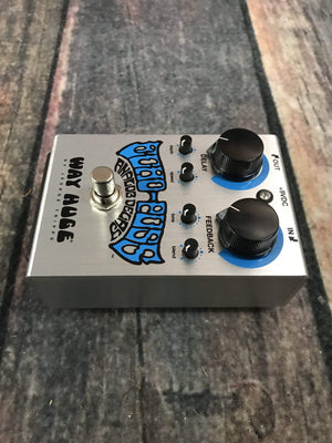 Way Huge pedal Way Huge WHE-702S Echo-Puss Analog Delay Pedal