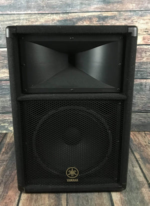 Yamaha Amp Used Yamaha S112V Club Series V Passive Speaker