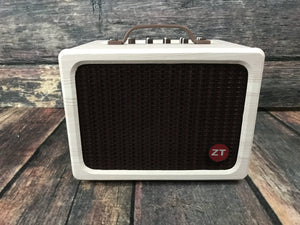 ZT Amplifiers Amp Amp Only ZT Amplifiers LBA1 Lunchbox Acoustic 2 Channel Combo Amplifier