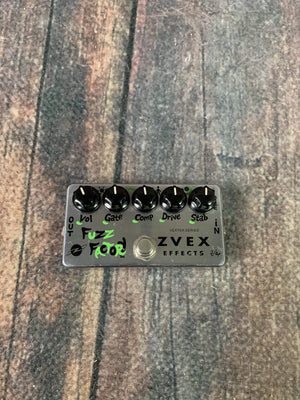 Zvex Effects pedal Used Zvex Effects Fuzz Factory Fuzz Pedal