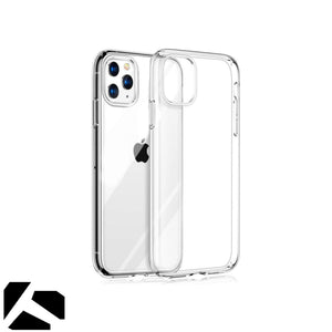 Crystal Clear TPU Phone Case For iPhone [Supports clickstand™]