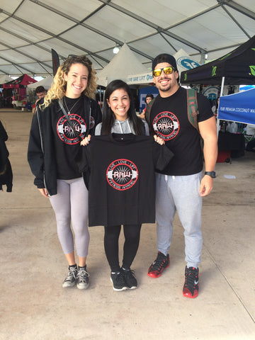 Raw Fitness Apparel at Wodapalooza 2014