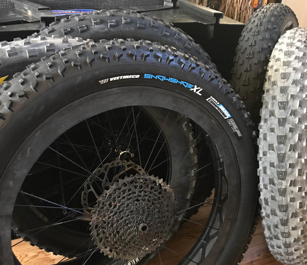 Fat Bike Tire Pressure 101: How to Select the Correct Air Pressure for Fat Biking