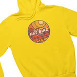 Fat Bike Life Desert Hoodie | Fat Bike Asinine