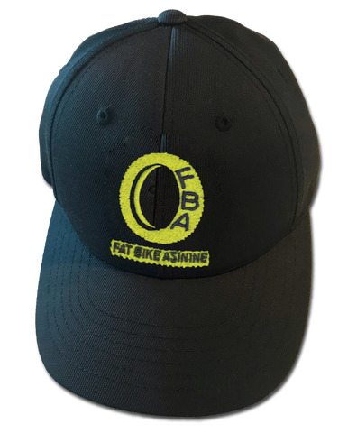 FBA Electric Logo Dry Zone Nylon Hat | Fat Bike Asinine