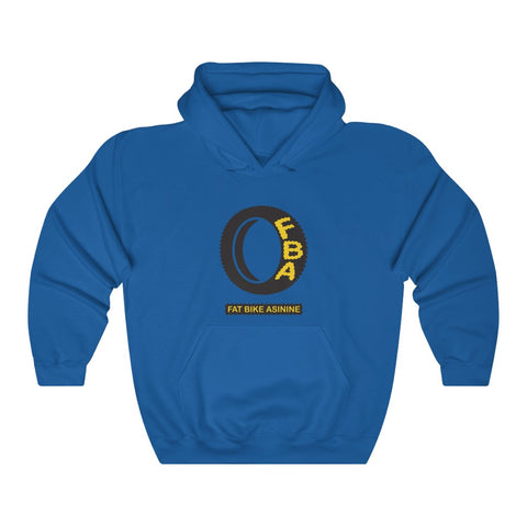 Fat Bike Asinine Logo Hoodie | Fat Bike Asinine