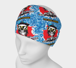 Fat Bike Skelly Neck Gaiter-Headband-Bandanna | Fat Bike Asinine