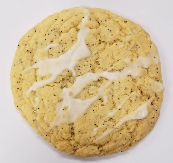 Lemon Poppy Seed Cookie (4oz)