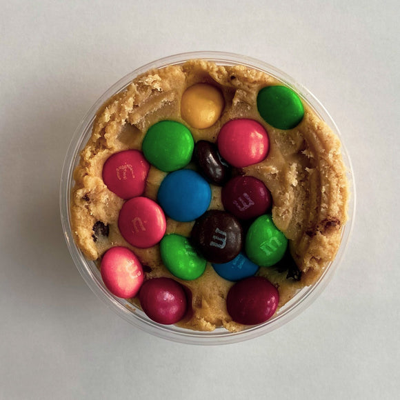 M&M Edible Cookie Dough