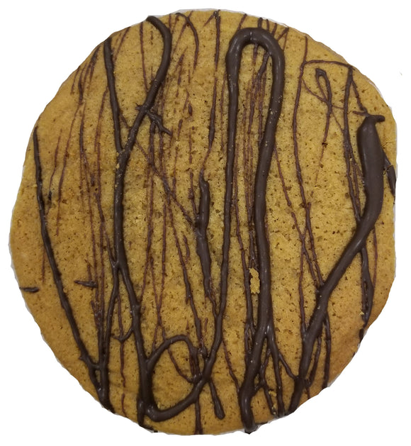 Pumpkin Chocolate Chip Cookie (4oz)