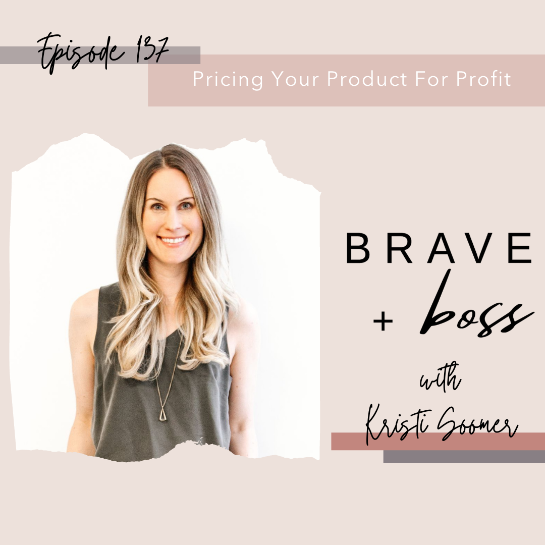 Pricing your Product for Profit