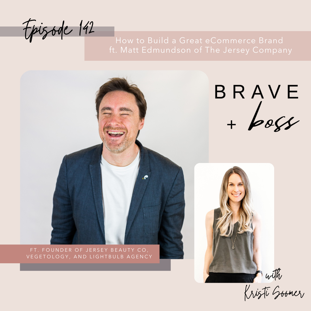 How to Build a Great eCommerce Brand ft. Matt Edmundson