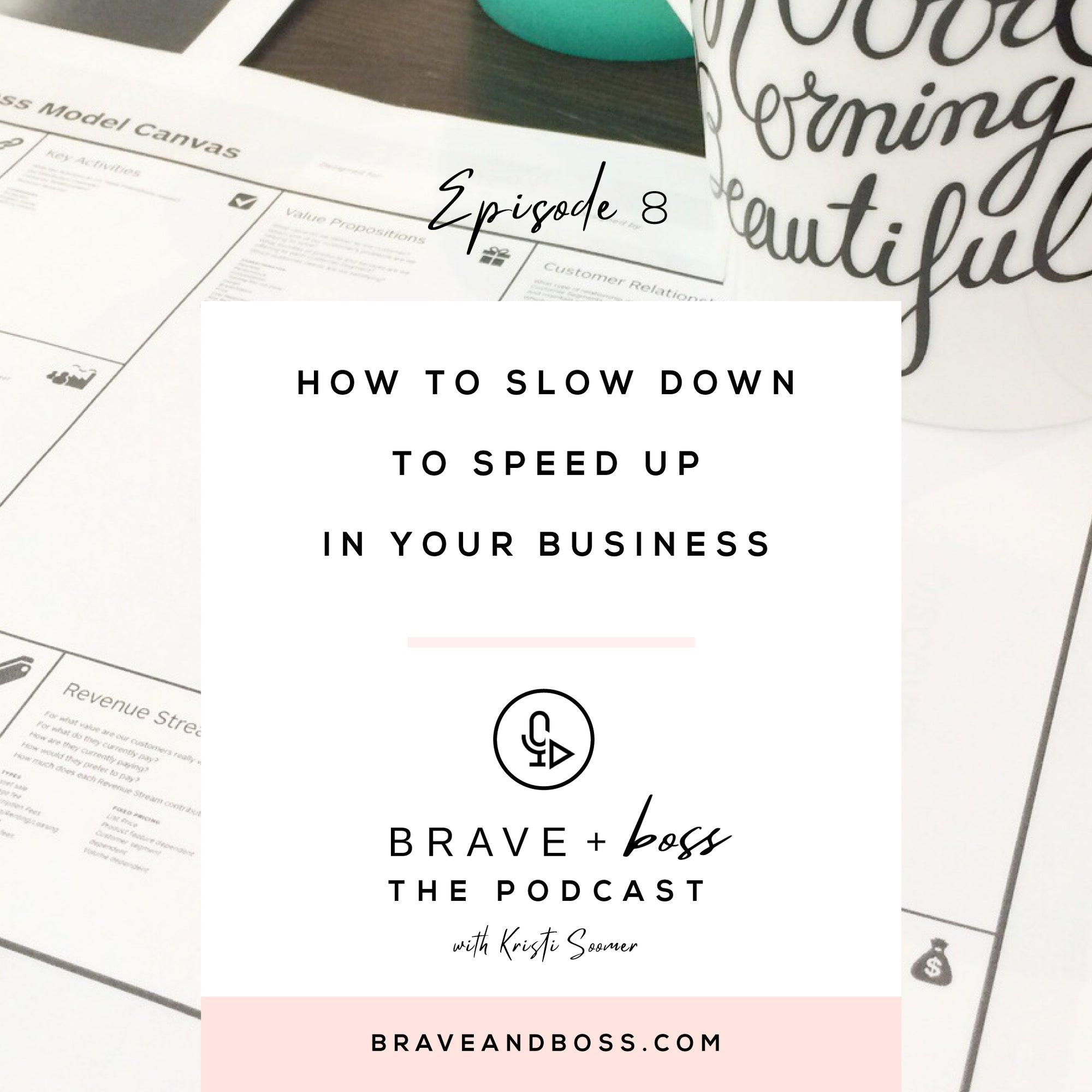Slow Down to Speed Up in Your Business