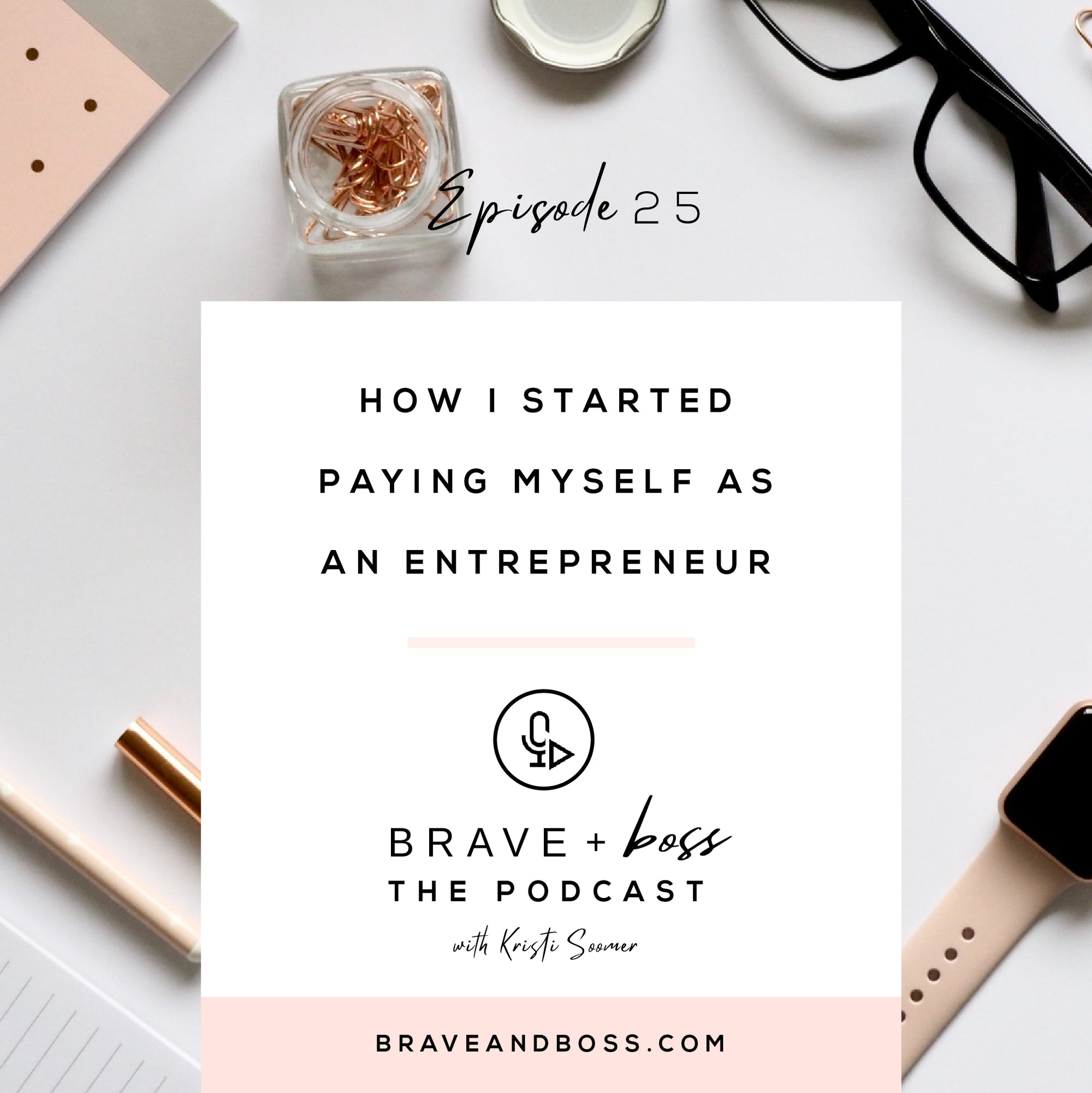 How I Started Paying Myself as an Entrepreneur