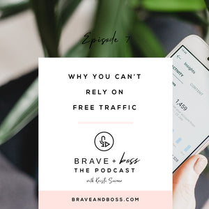 Why You Can't Rely on Free Traffic