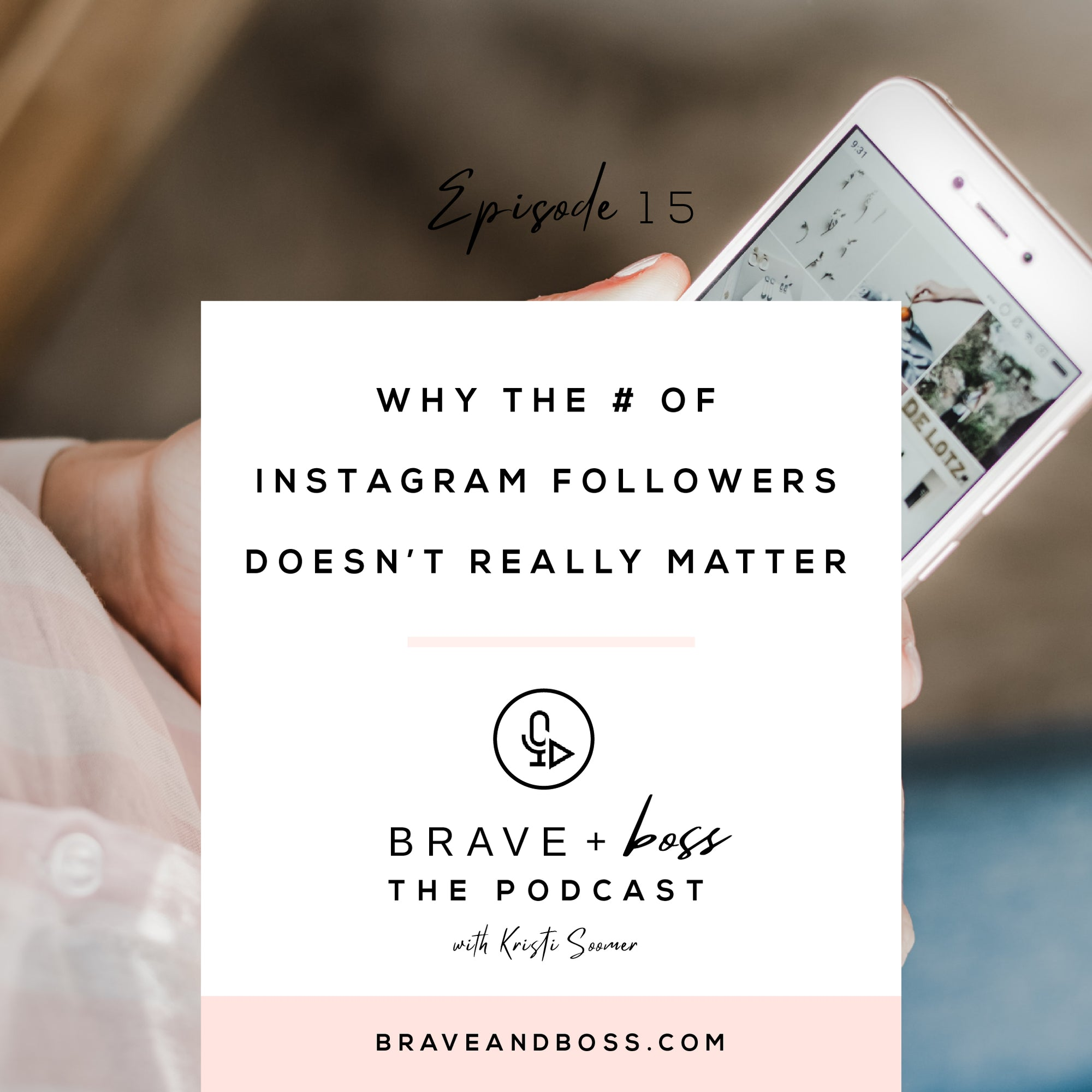 Why the # of Instagram Followers Doesn't Really Matter