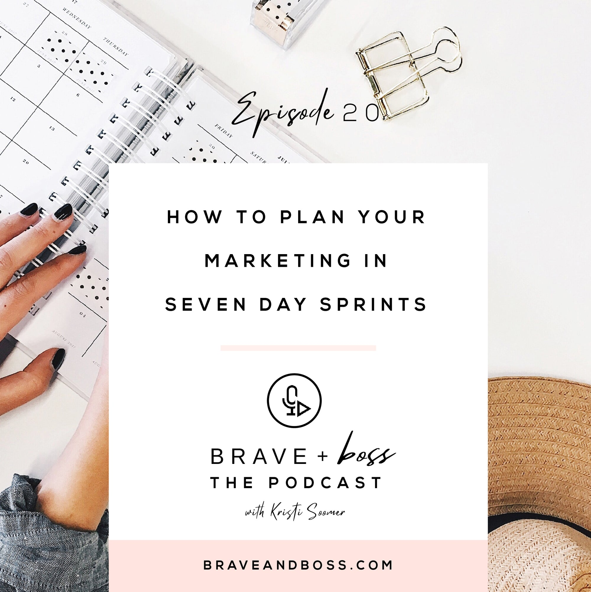 How to Plan your Marketing in 7 Day Sprints