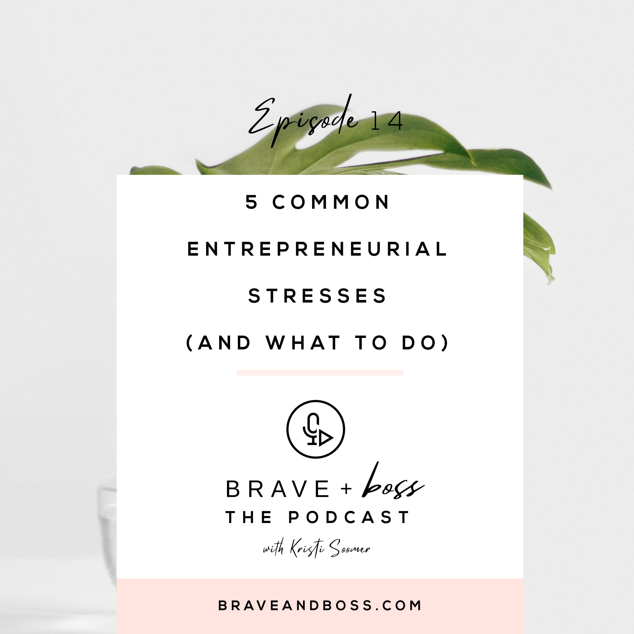 5 Common Entrepreneurial Stresses (And what to do!)
