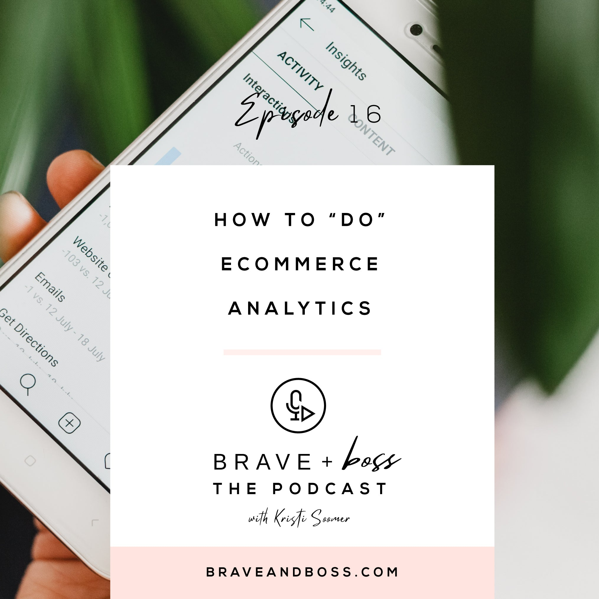 How to DO Analytics for your Ecommerce Store