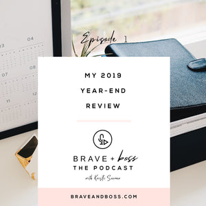 My 2019 Year-End Review