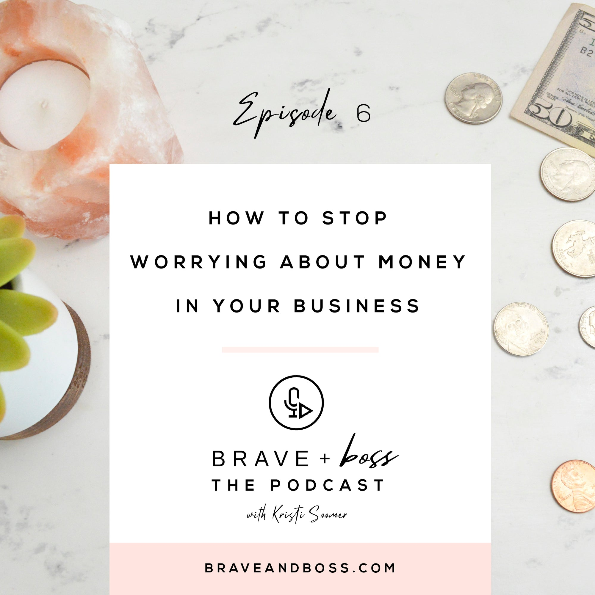 How to Stop Worrying About Money in your Business
